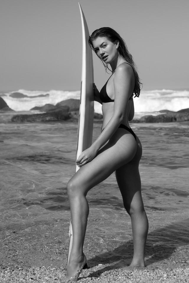 Kirsten Ringelmann by Castaway Model Management Bali