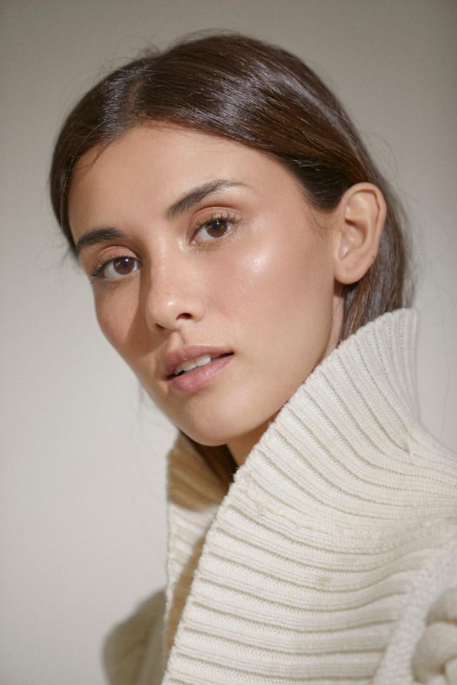 Spanish model Antonella Mazzola