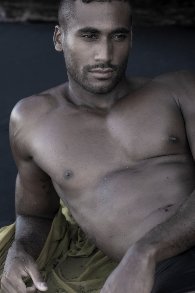 Castaway Model Thierry