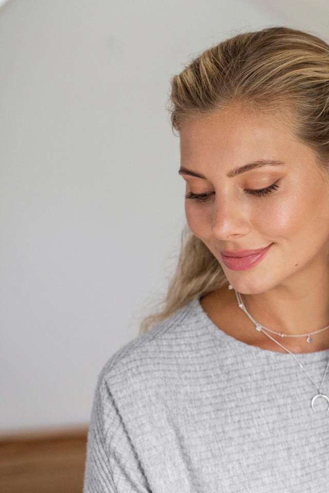 Swedish model Model Malin Svensson