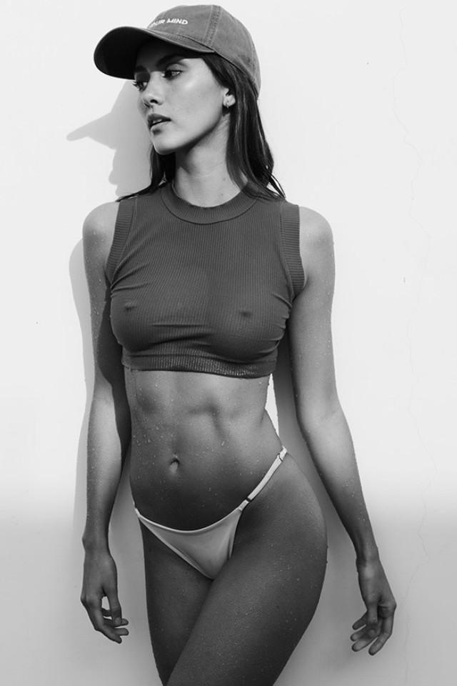 Antonella Mazzola has one of the best swimsuit bodies