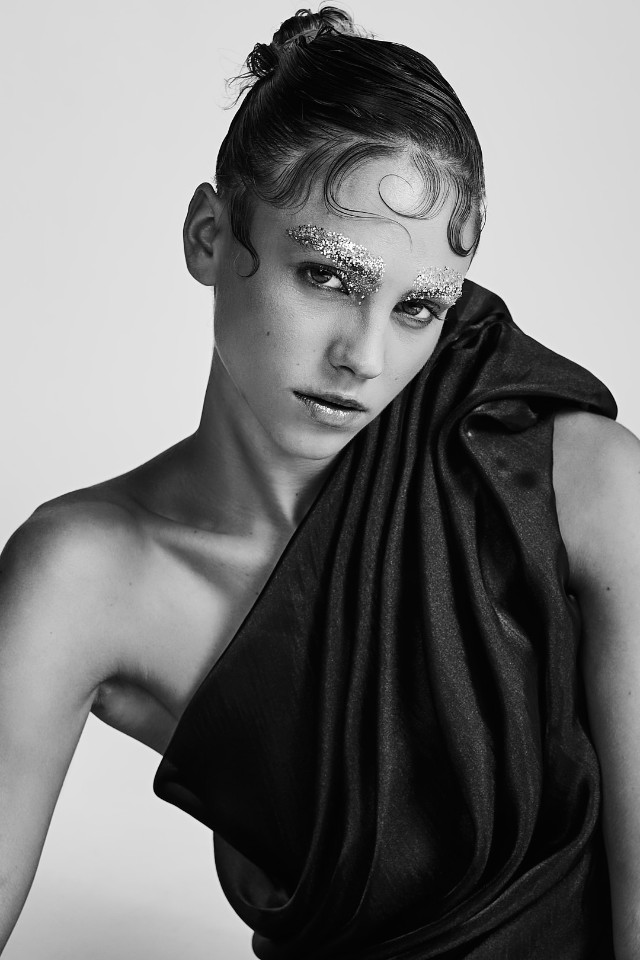 Beautiful portrait of Simi Kowalski