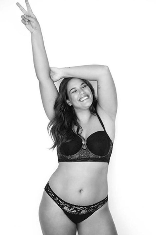 Curvy model Elizabeth White represented by top trust model agency in Bali Castaway Model Management