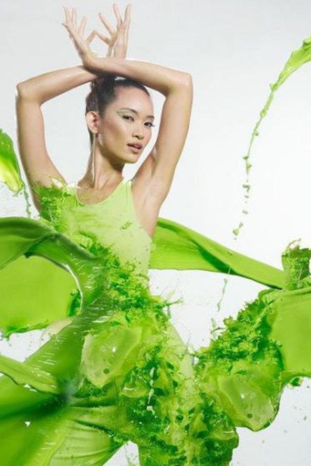 Danella Ilene is The winner of Indonesia's Next Top Model