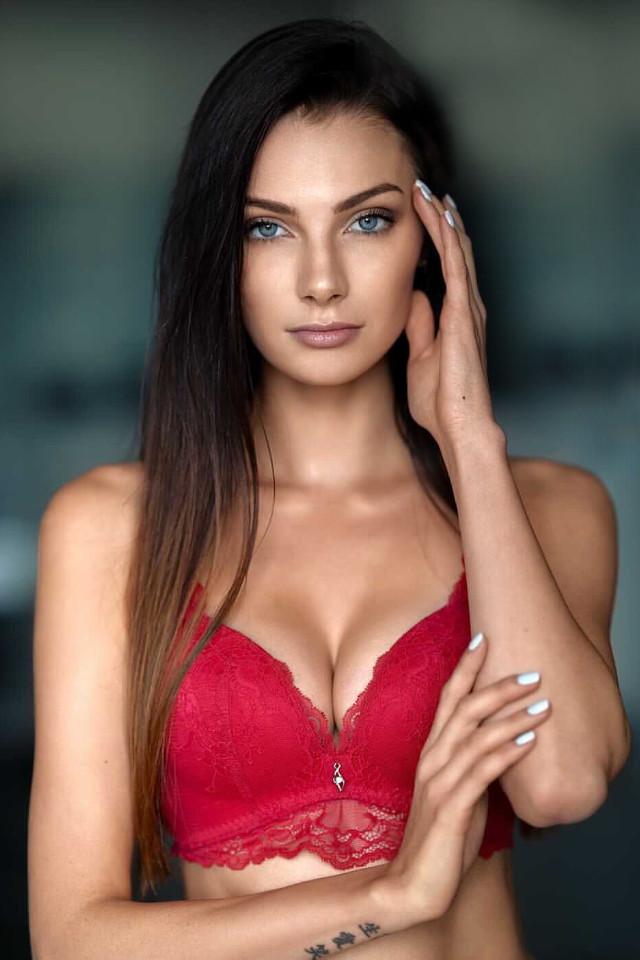 Jagoda Wolska is represented by Bali Modelling Agency, Castaway Model Management