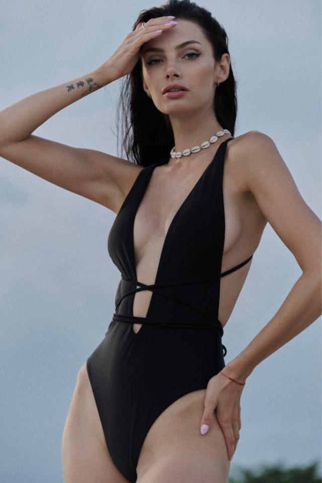 Jagoda Wolska by Castaway Model Management Bali
